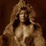 Mammoth Print ~ Bear's Belly – Arikara, 1904.