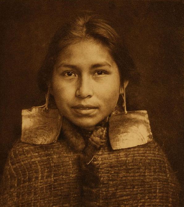 TSAWATENOK-GIRL 1914