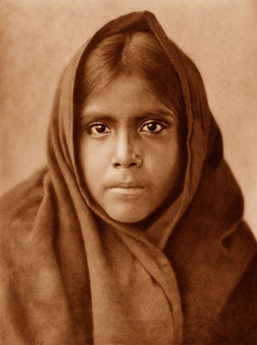 Qahatika Girl,1907