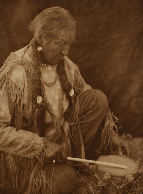 Peyote Drummer, 1927