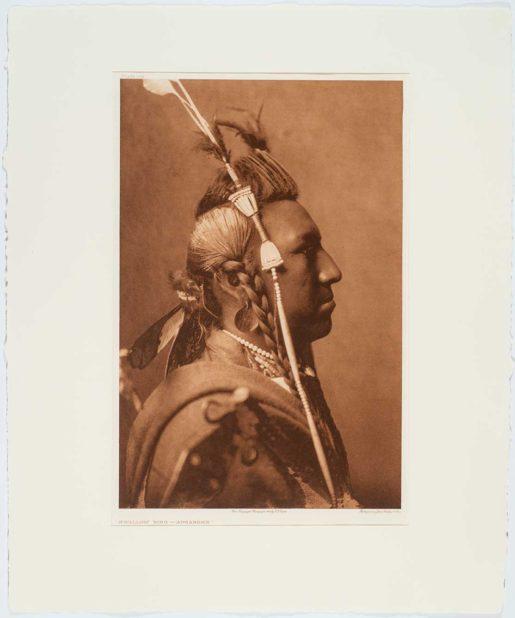 Swallow Bird-Apsaroke, 1908