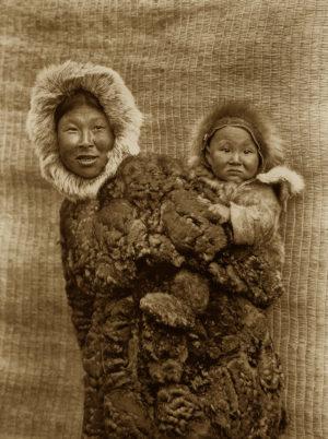 Woman and Child - Nunivak 1929