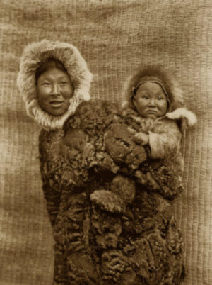 Woman and Child - Nunivak 1929