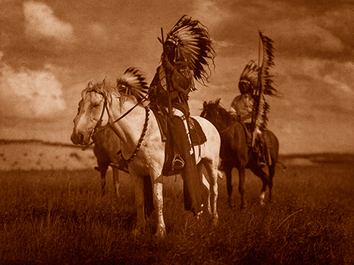 Sioux Chiefs, 1905